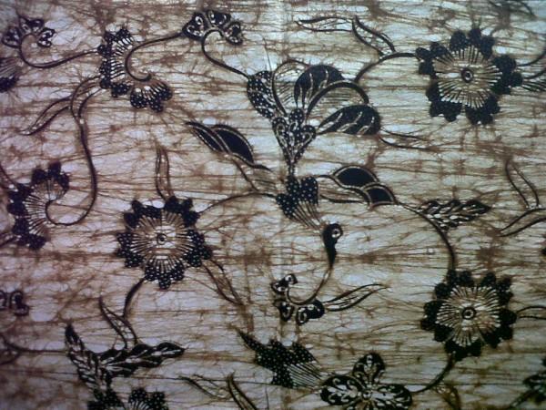 Gambar Batik Cap Wonogiren