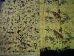Batik Tulis Madura Warna Kuning KBT-0002