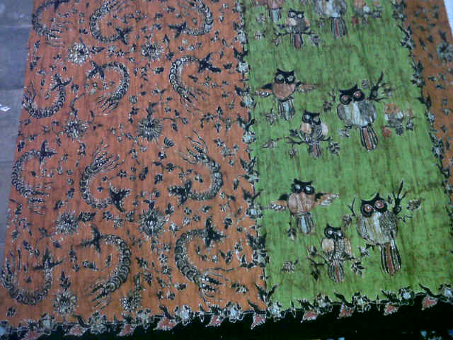 Batik Tulis with the Highest Quality
