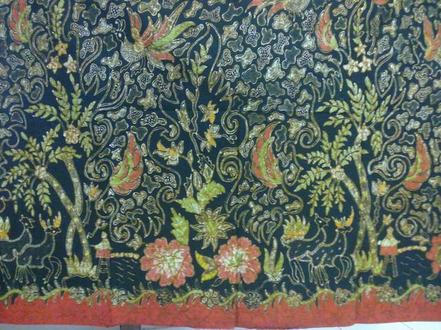 Batik Wonogiren KBT-0059