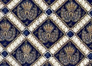 Gambar Batik Yogyakarta - motif ceplok