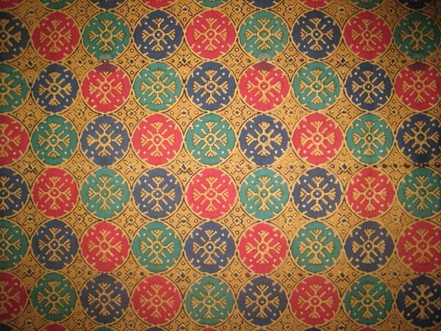 gambar batik jlamprang