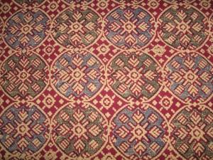 gambar batik tulis jlamprang