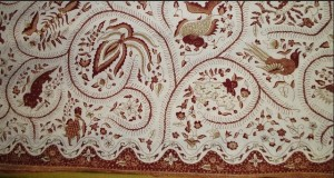 gambar Batik indramayu Motif Ganggeng
