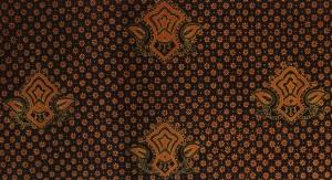 motif batik Solo truntum mangkoro