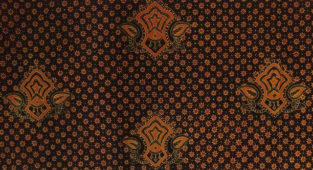 gambar batik Solo truntum mangkoro