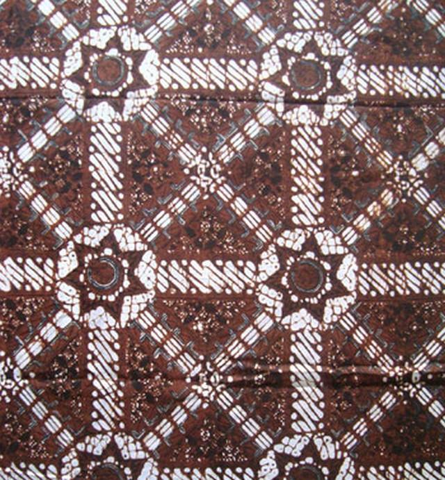 gambar batik solo ceplok kasatrian