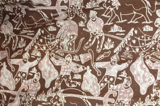 Macam Macam Batik Tulis Indonesia dan penjelasannya  Motif Batik