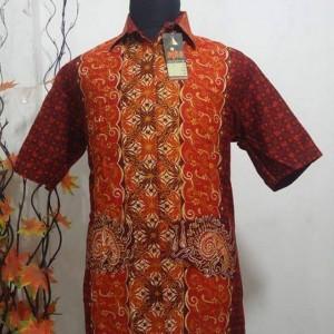 baju batik pria modern 2014