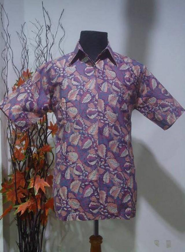 baju batik pria modern online