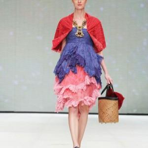 model baju batik gaul