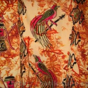 gambar Batik Cendrawasih