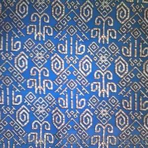 gambar batik asmat