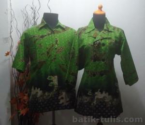Batik Sarimbit Blouse Couple Murah