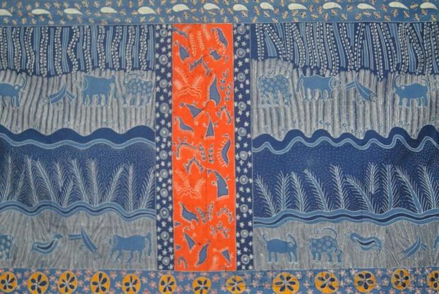 batik tutur cleret dubang