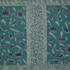 batik tutur mupus pupus