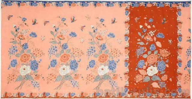 Batik Milik Eliza Van Zuylen | batik-tulis.com