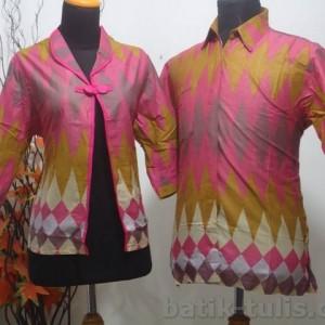 gambar batik sarimbit motif rangrang