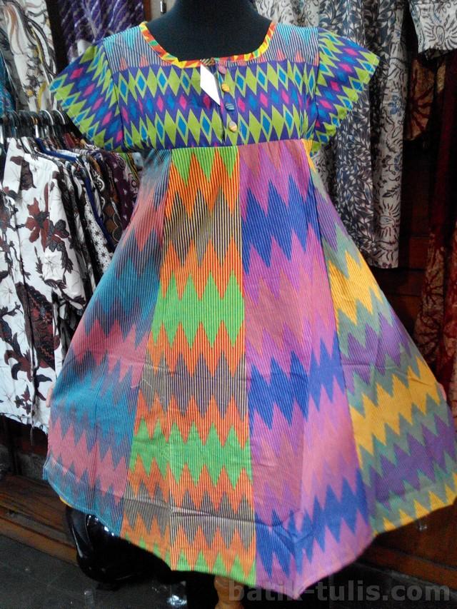 model baju batik rangrang