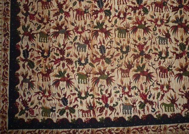Batik Madura dan Penjelasannya  Batik Tulis