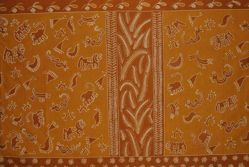 Gambar Batik Indonesia dan Keterangannya