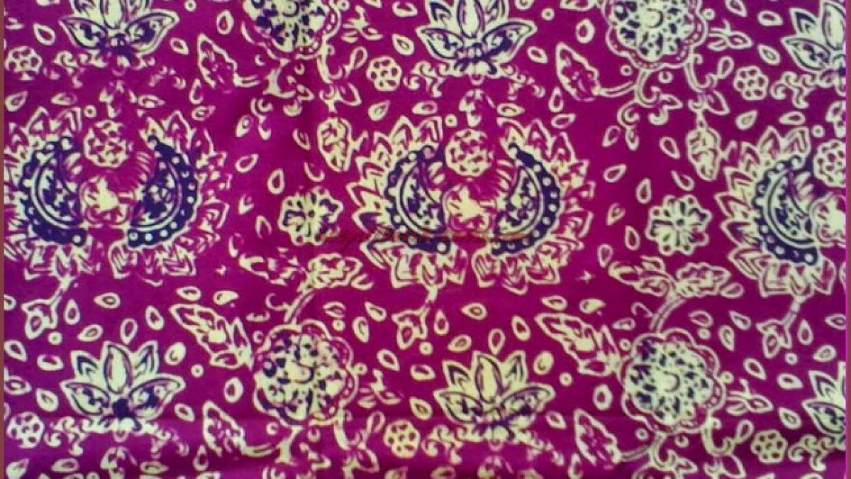 Macam Macam Batik Di Indonesia Dan Penjelasannya Batik Tulis With The Highest Quality