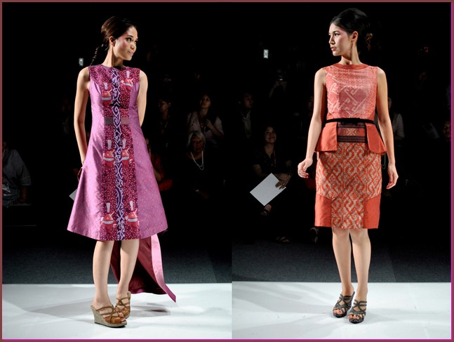 Model Baju Batik untuk Kerja yang Modis - simpel elegan