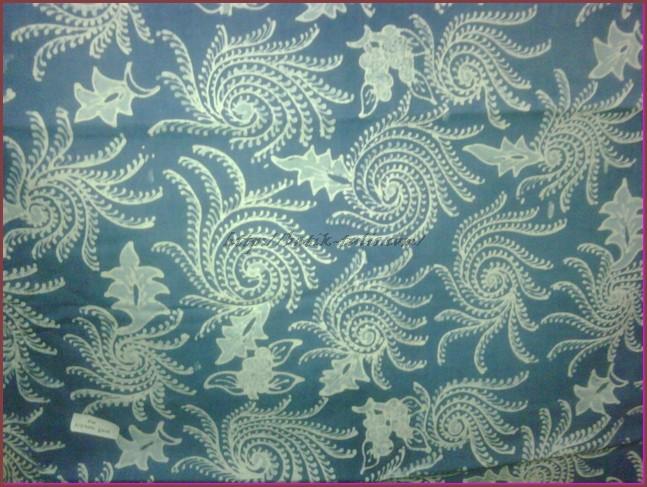 batik indigo by prabu batik