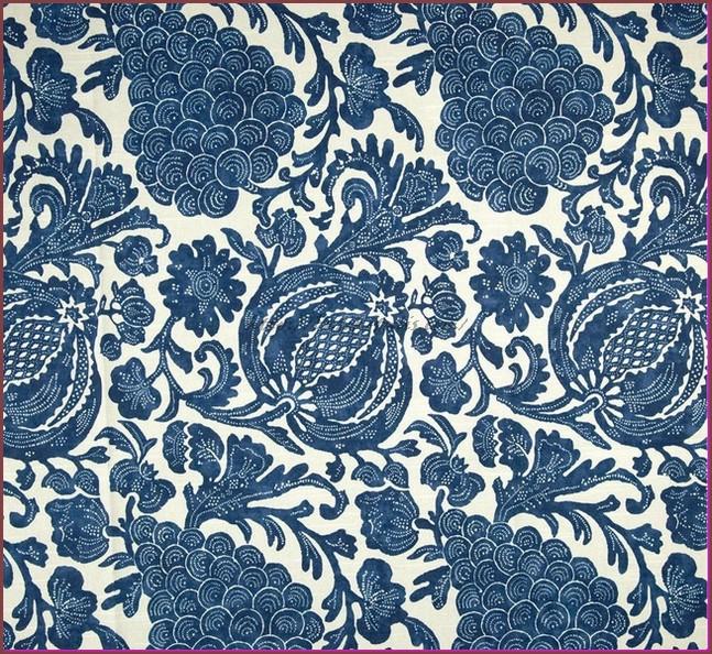 batik indigo kauffman
