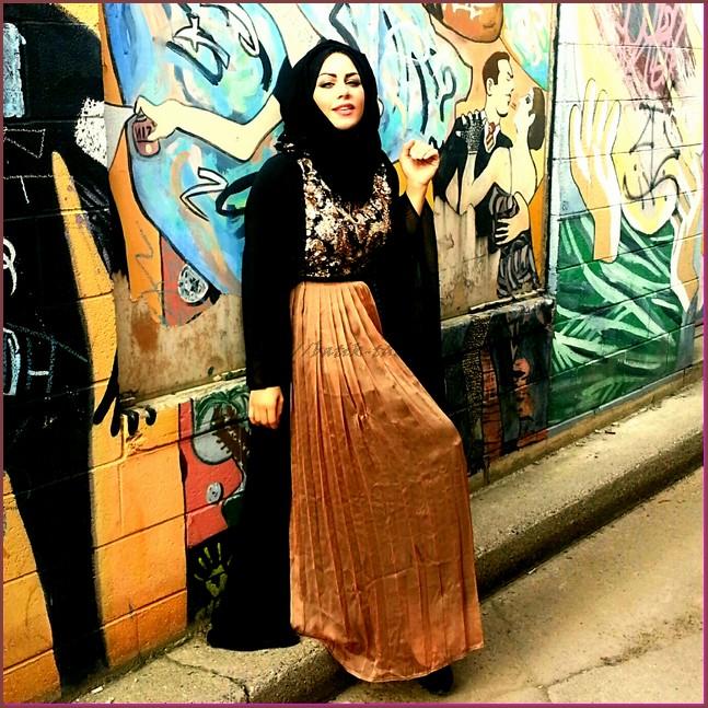 model baju batik muslim orang gemuk