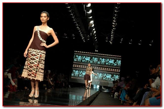 model baju baju batik lampung - kain tapis