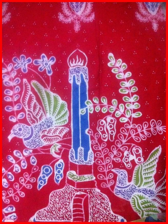 batik tugu muda