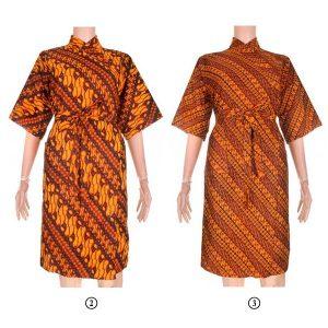 Kimono Batik Mataraman (Bisa untuk Seragam)