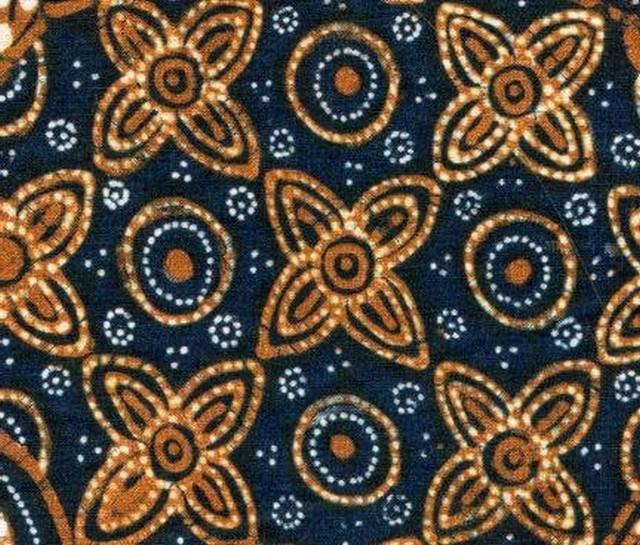 Gambar Batik motif ceplok grompol