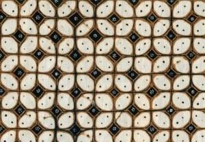 Gambar Batik Yogyakarta - motif kawung 2