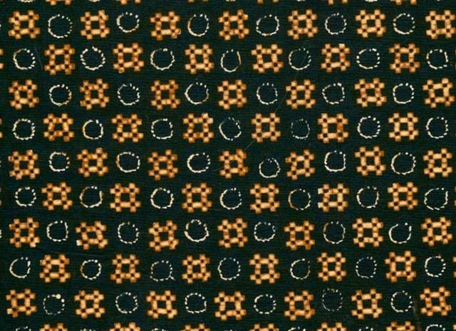 Gambar Batik nitik kembang jeruk