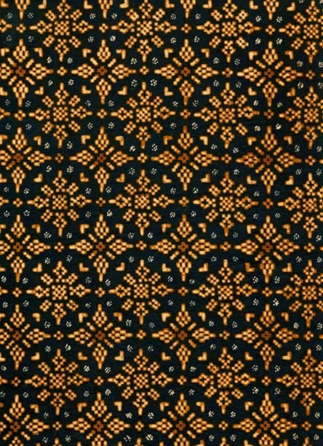 Gambar Batik nitik randu seling