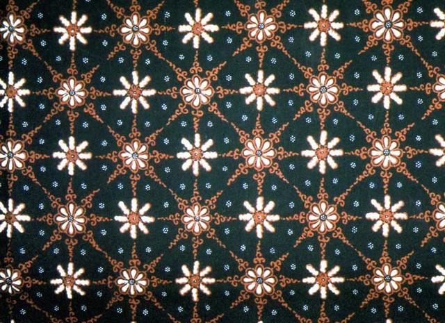 Gambar Batik nitik truntum