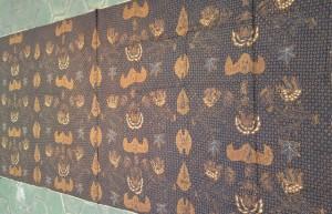 Motif Batik Truntum Wahyu Tumurun