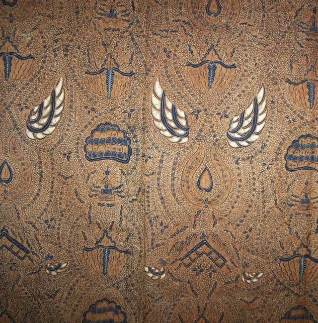 gambar Batik solo semen rante - pethilan
