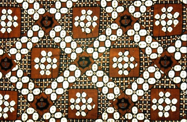 gambar batik indramayu motif swastika