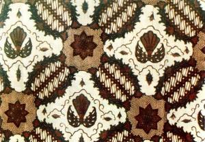 motif batik Solo ceplok kasatrian
