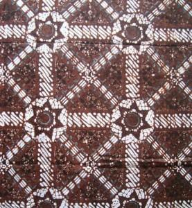 motif batik yogyakarta ceplok kasatrian