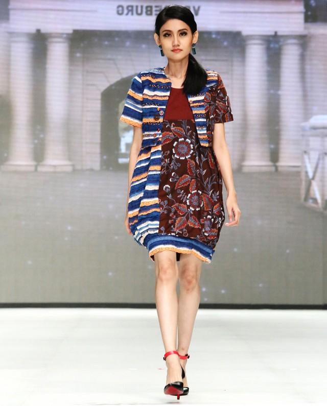 model baju batik wanita gemuk