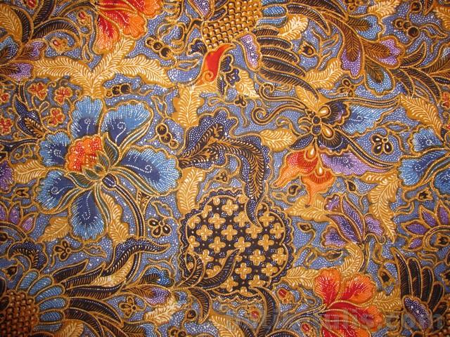 gambar batik bali