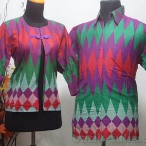 batik sarimbit motif rangrang