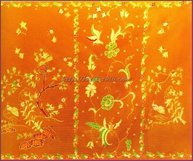 Kain batik wonogiri TSP13-005 @375k