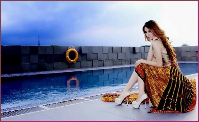 model baju batik malang