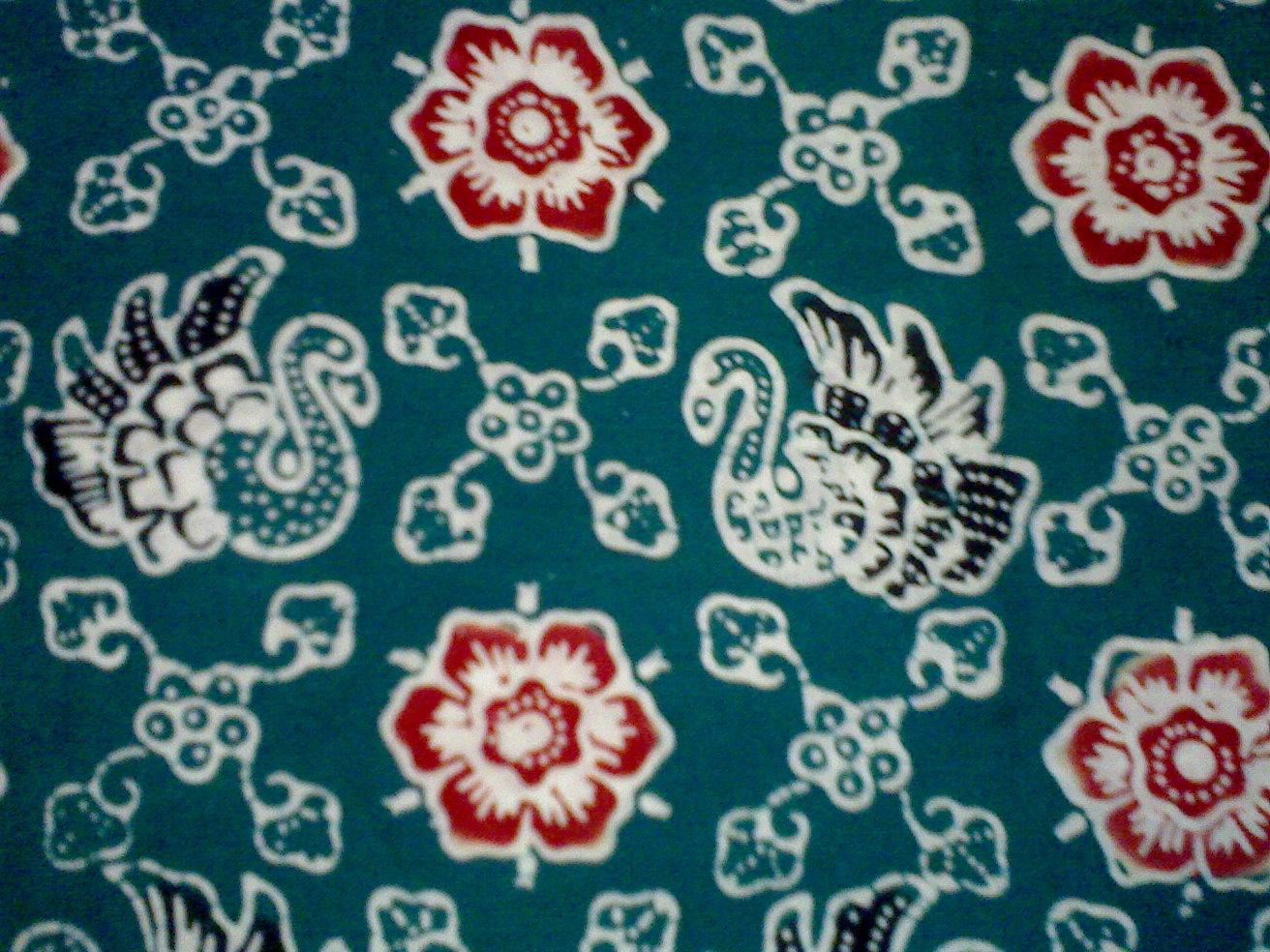 batik jambi angso duo