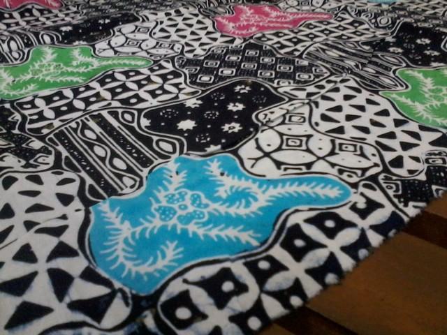 batik trenggalek